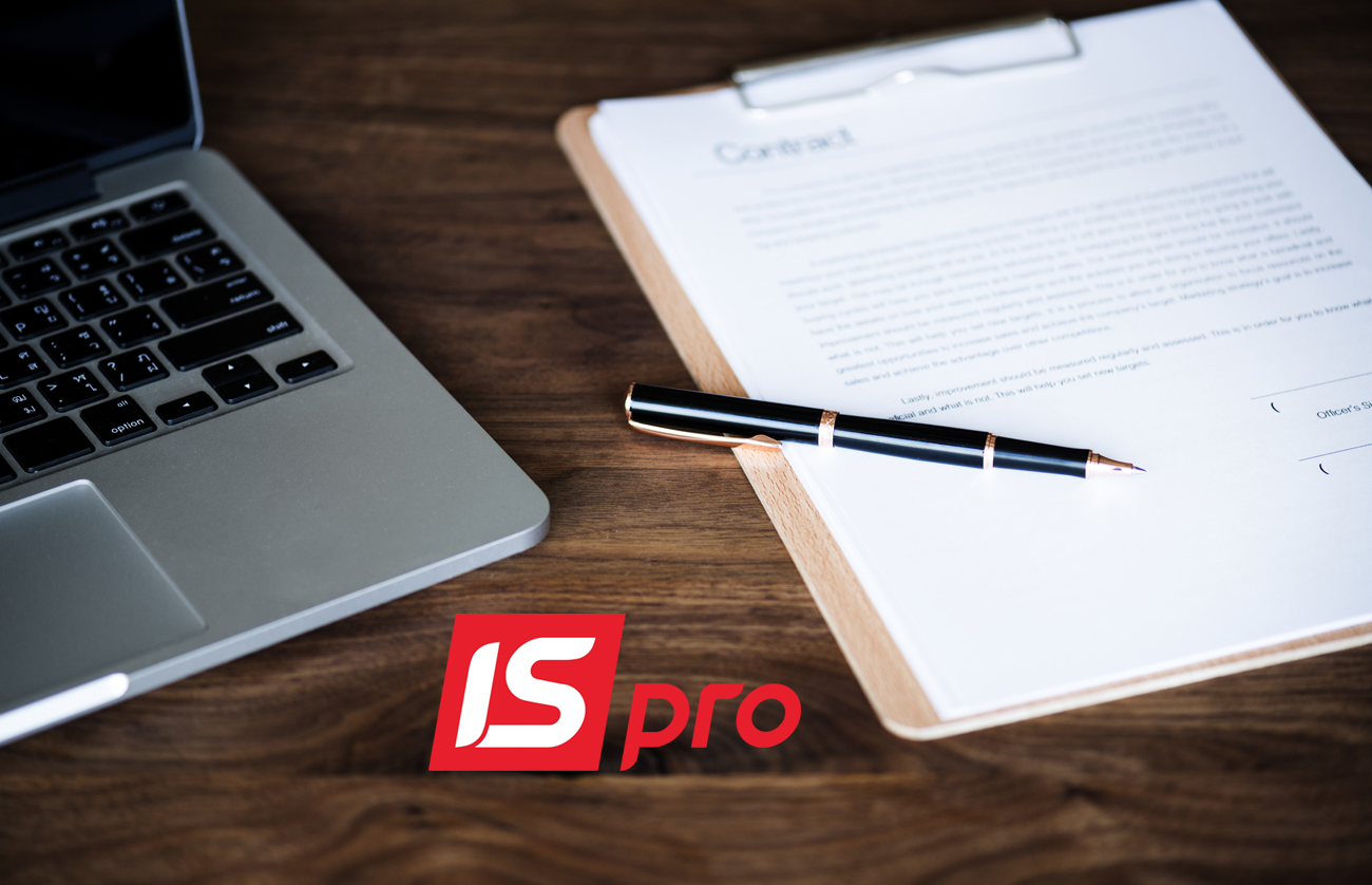 IS-pro бухгалтеру: формуємо документообіг у модулі договори
