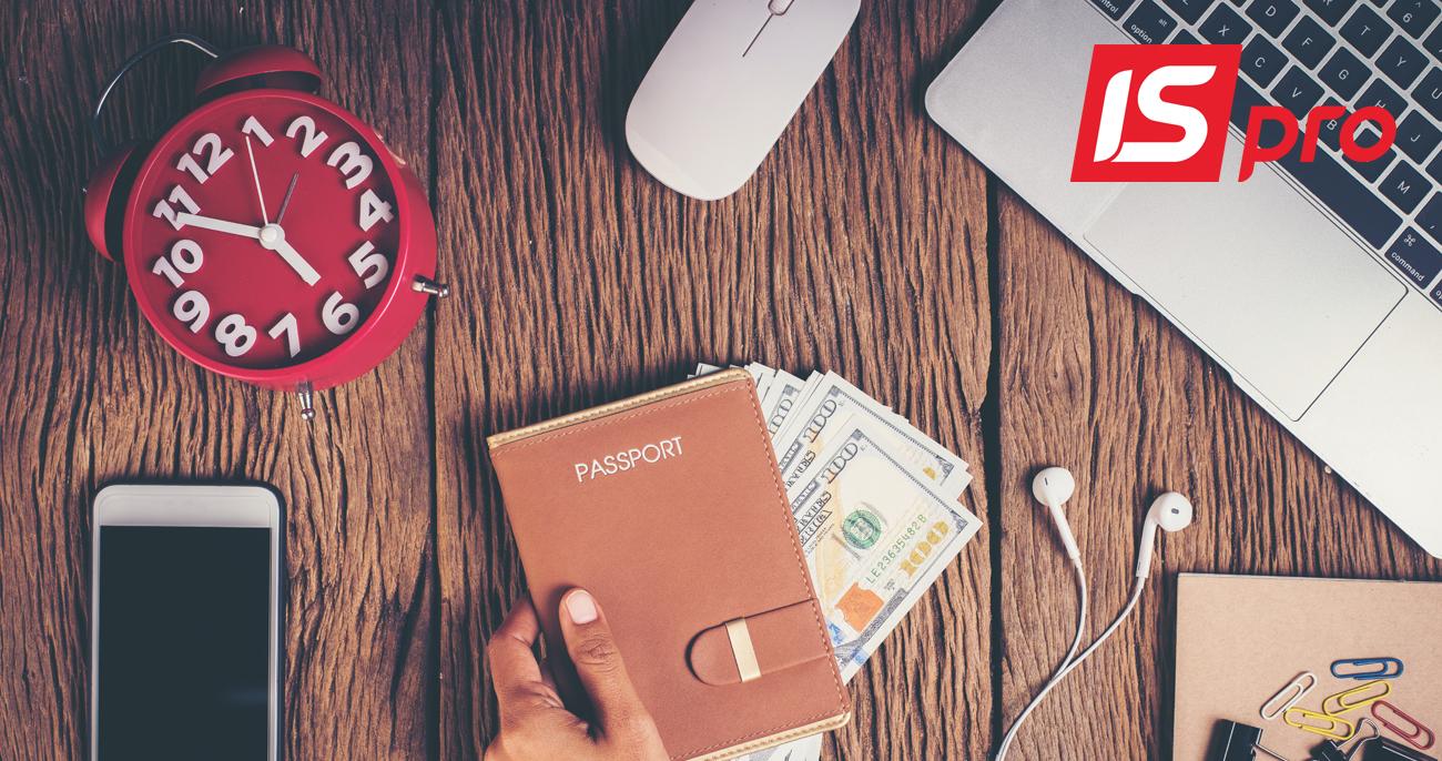 Виплата заробітної плати за час відпустки - розрахунок в ISpro