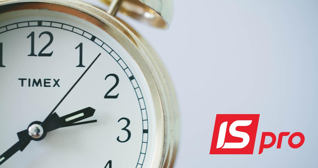 Про поняття та види робочого часу - працюємо з графіками у ISpro